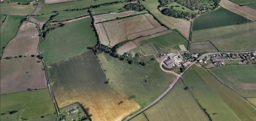 Tunley Camp Hillfort, Somerset
