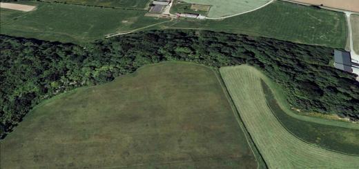 Westwood Hillfort, Westwood, Somerset