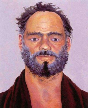 Image 8 - Bronze Age man, Monkton Up Wimborne. Image © Jane Brayne.