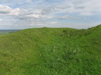 Mount Caburn Hillfort Ramparts (3).