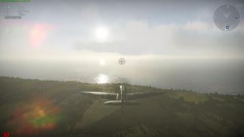 War Thunder Spitfire - Kent.