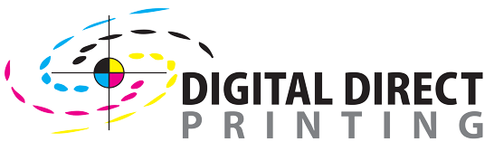 Digital Direct Printing Logo image