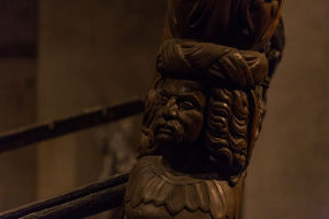 Vasa Carvings