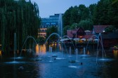 Tivoli Gardens Fountains