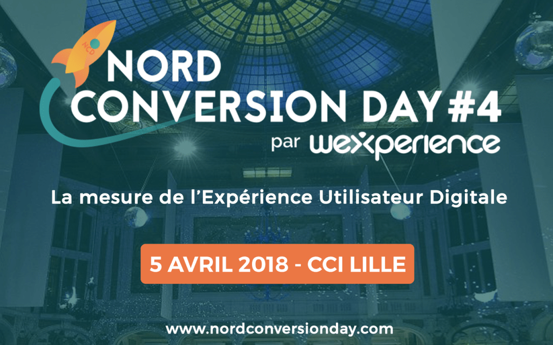 [SAVE THE DATE] Le Nord Conversion Day revient le 5 Avril !