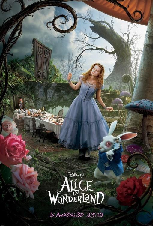Alice im Wunderland - Teaserposter2