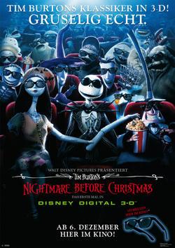 Filmplakat aus 2006 - Disney