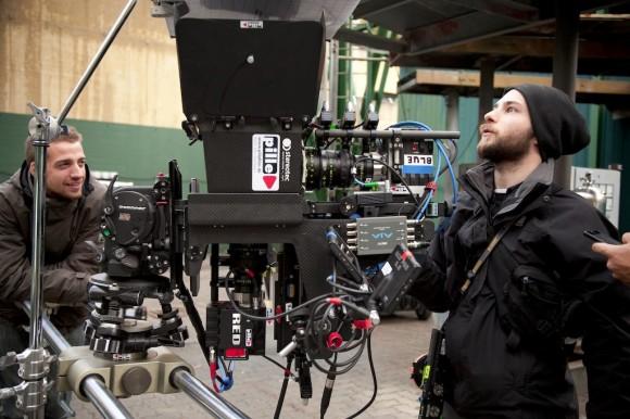"""Nach Peter Jacksons """"Der Hobbit"""" und dem neuen """"Spiderman""""-Film ist LOST PLACE die erste europäische Produktion, die mit RED Epic in 3D und im Format 5K produziert wird. (Foto: Bettina Enigl/MovieBrats)"""
