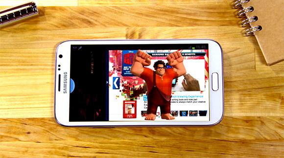 Samsung Galaxy Note II - 3