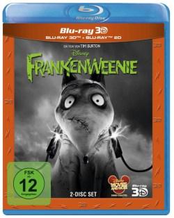 Frankenweenie Blu-ray 3D