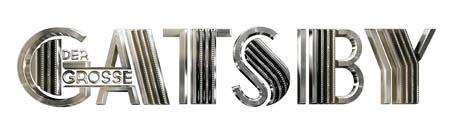 Der Grosse Gatsby - Logo