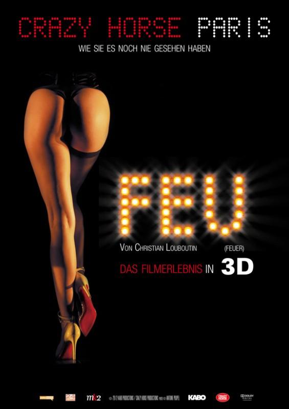 FEU 3D -Plakat