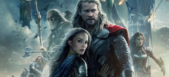 Thor- The Dark Kingdom -Banner