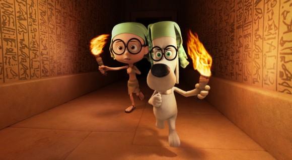 Die Abenteuer von Mr Peabody und Sherman - Szenenbild 03