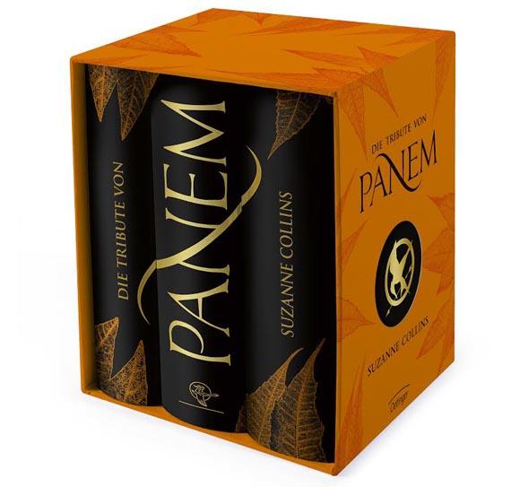 Tribute von Panem - exklusive Edition - Schuber