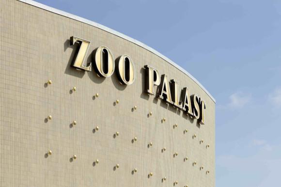 Zoo Palast - Fassade