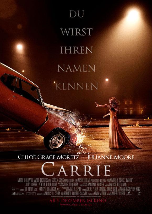 Carrie- Hauptplakat