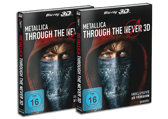 Metallica Through the Never - Gewinne