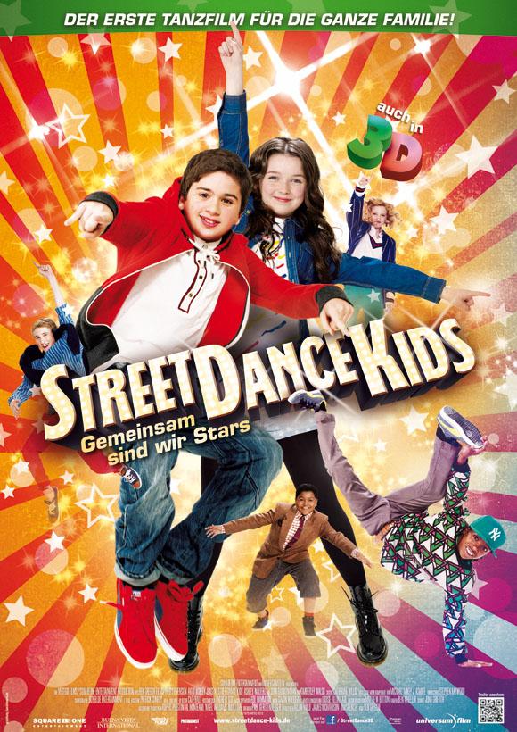 Streetdance Kids- Gemeinsam sind wir Stars - Hauptplakat