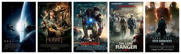 Oscars 2014 - Beste visuelle Effekte
