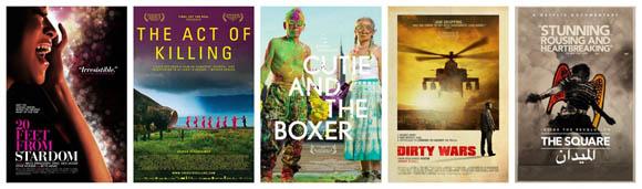 Oscars 2014 - Bester Dokumentarfilm