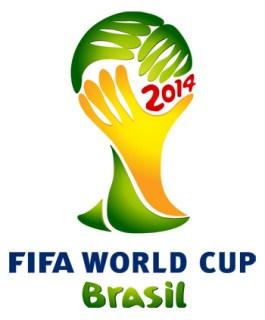 Logo WM FIFA 2014