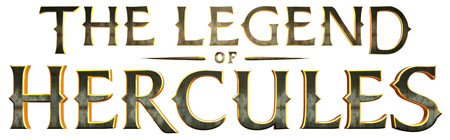 The Legend of Hercules - Logo