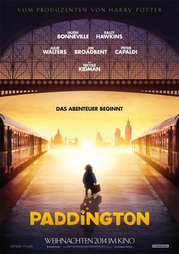 Teaserplakat- Paddington