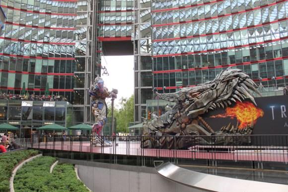 Transformers 4 Europapremiere - Szenenbild 26