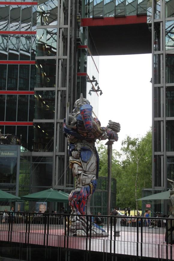 Transformers 4 Europapremiere - Szenenbild 29