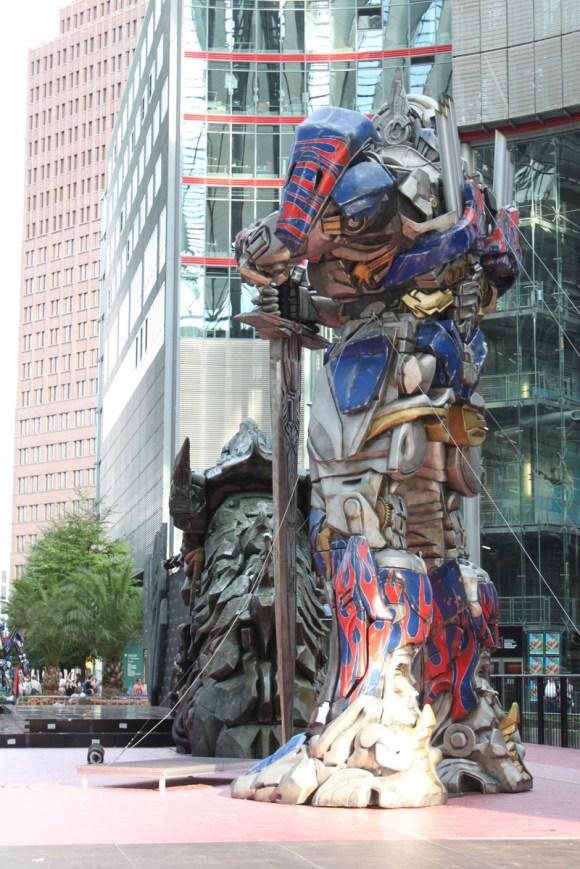 Transformers 4 Europapremiere - Szenenbild 34