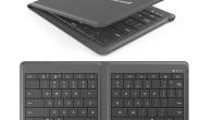 Microsoft katlanabilen klavye