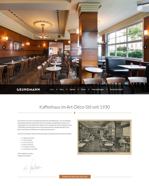 Café Grundmann