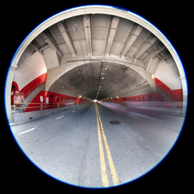 Broadway Tunnel © Harold Davis
