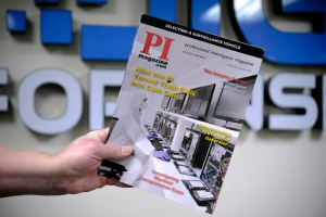 PI Magazine issue for September/October 2018, featuring Digital Forensics Corp.