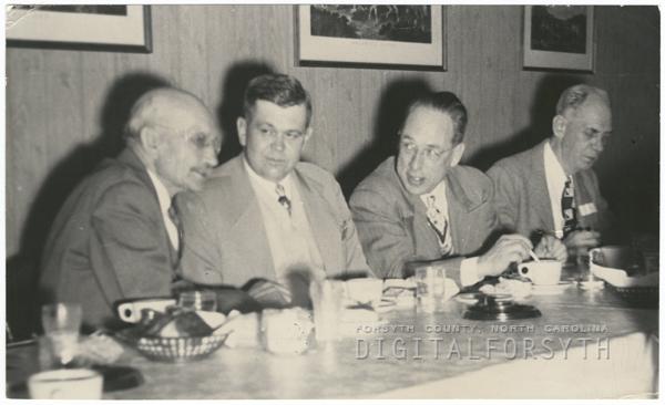 University of Richmond Alumni Annual Banquet, 1950