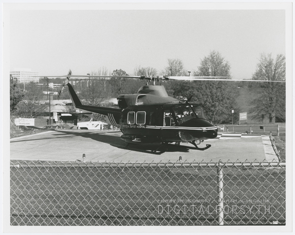Aircare Bell 412 EMS Helicopter