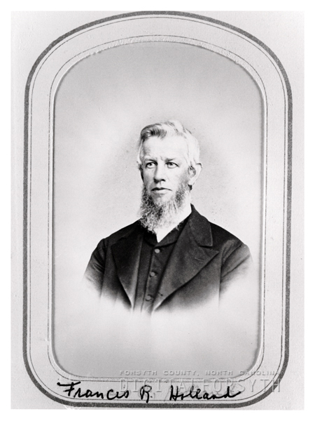 Francis Raymond Holland
