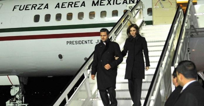 viajes_epn_avion_presidencial