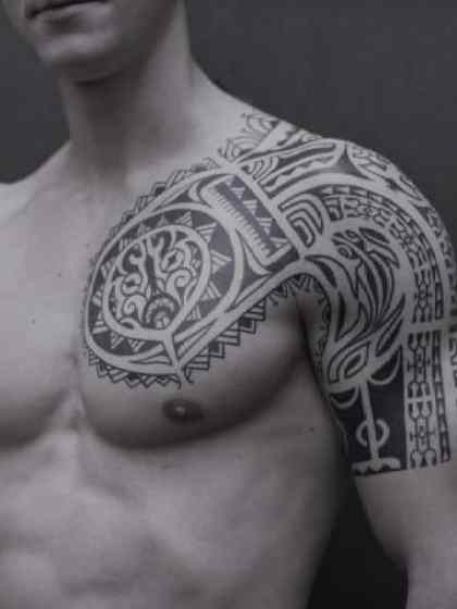 tattoo Sole-maori-