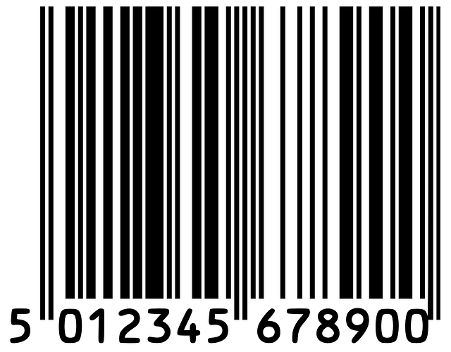 Barcode in Hindi