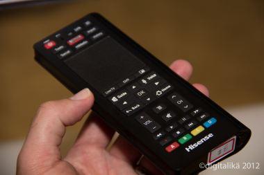Control para Google TV de Hisense