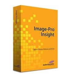 Media Cybernetics Image-Pro Insight software