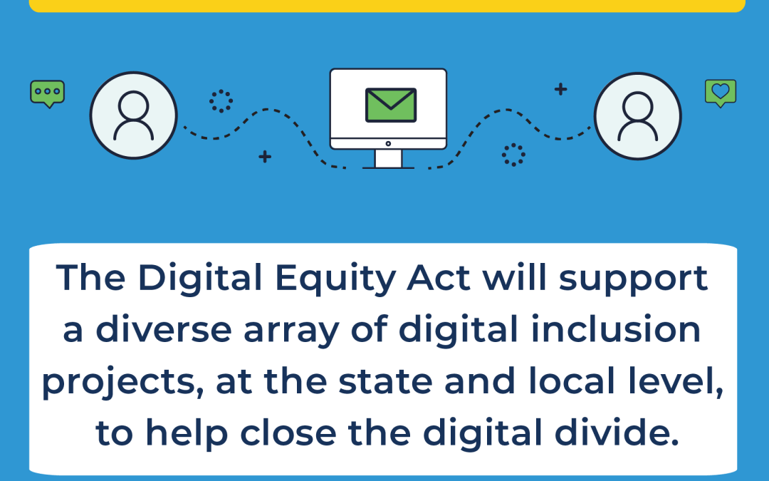 Senator Murray introduces Digital Equity Act of 2019