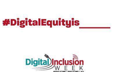 Digital Inclusion Week 2019