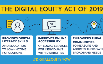 Representatives McNerney, Lujan and Clarke introduce Digital Equity Act in U.S. House