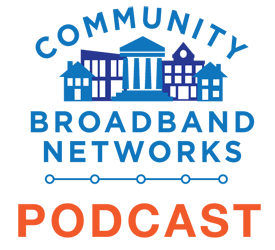 Angela on Community Broadband Bits Podcast