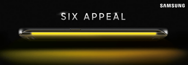 samsung 6 appeal yellow