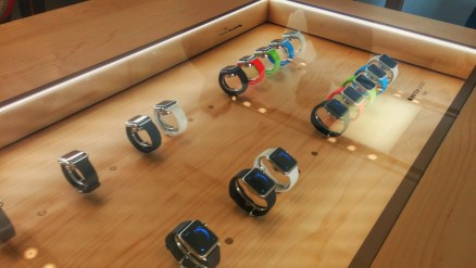 watches table 2