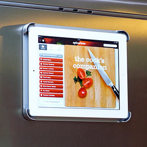 ipad fridge